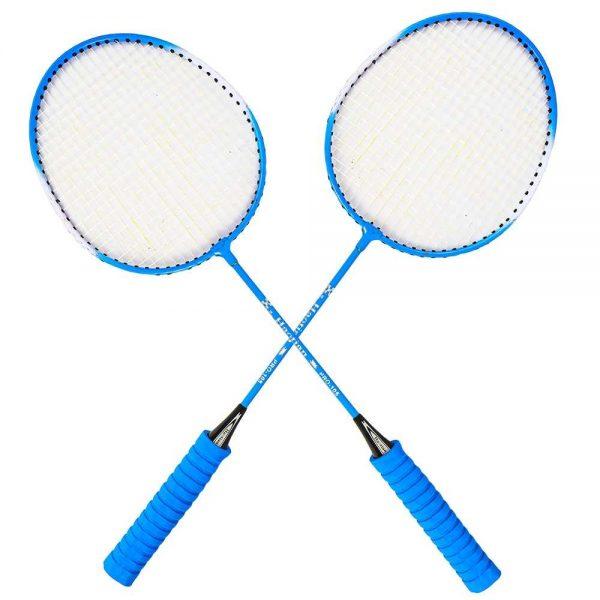 Palete badminton cu husa