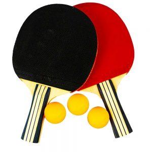 Palete ping-pong + 3 mingi