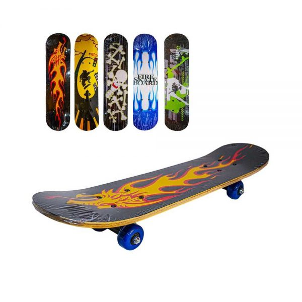 Placa skateboard din lemn