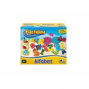 Plastelino - Alfabet