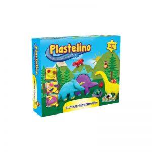 Plastelino - Lumea dinozaurilor