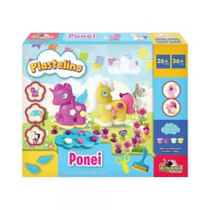 Plastelino - Lumea unicornilor