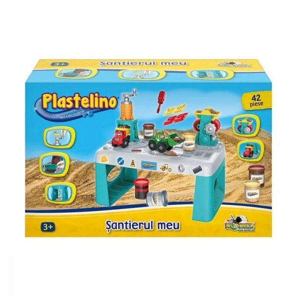 Plastelino - Santierul meu