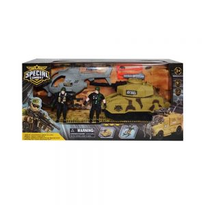 Play set armata - Soldati + vehicule