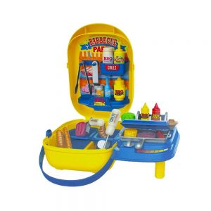 Play set barbeque