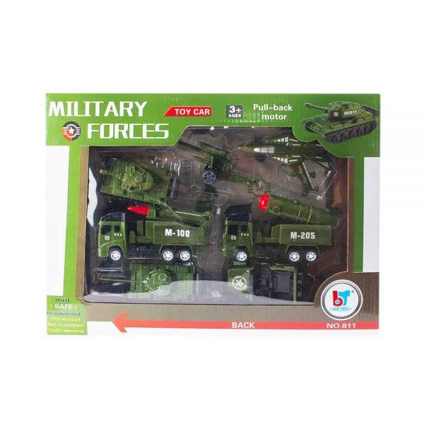 Play set - vehicule armata