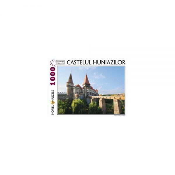 Puzzle 1000 piese Castelul Huniazilor