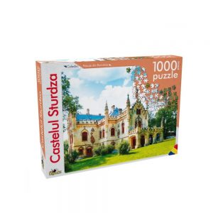 Puzzle 1000 piese Castelul Sturdza