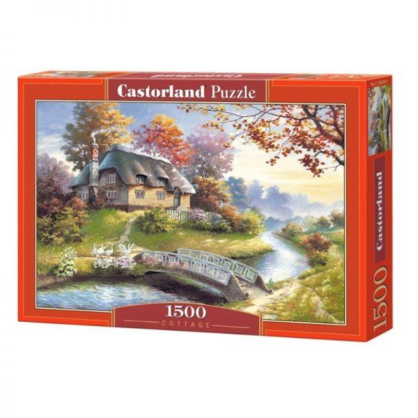 Puzzle 1500 Pcs - Castorland