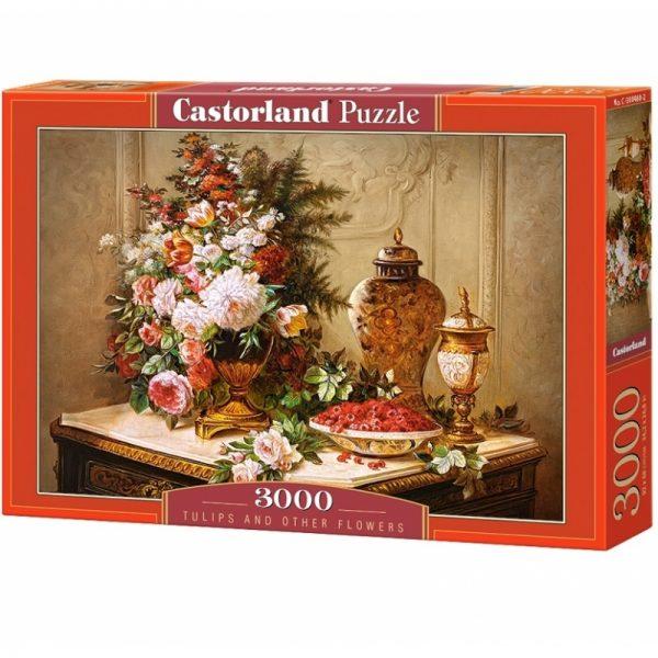 Puzzle 3000 Pcs - Castorland