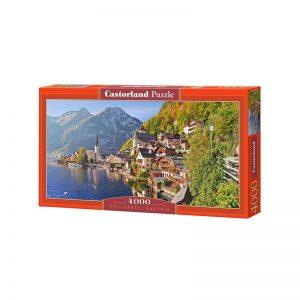 Puzzle 4000 Pcs - Castorland