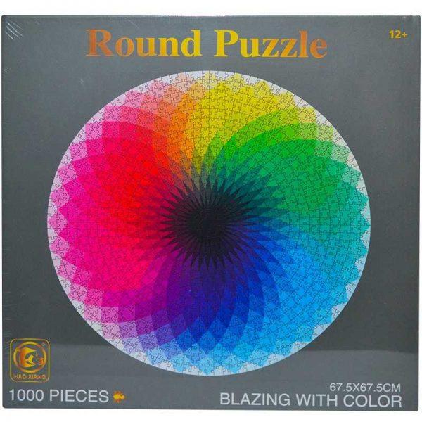 Puzzle carton