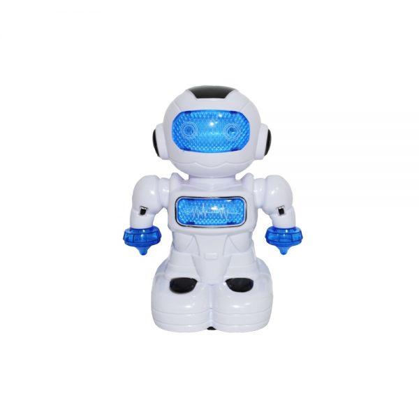 Robot cu baterii