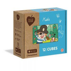 Set 6 Puzzle Clementoni