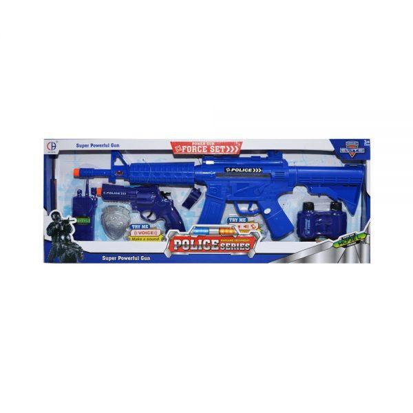 Set Arme: Pusca + Pistol + Accesorii