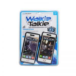 Statie walkie-talkie cu baterii