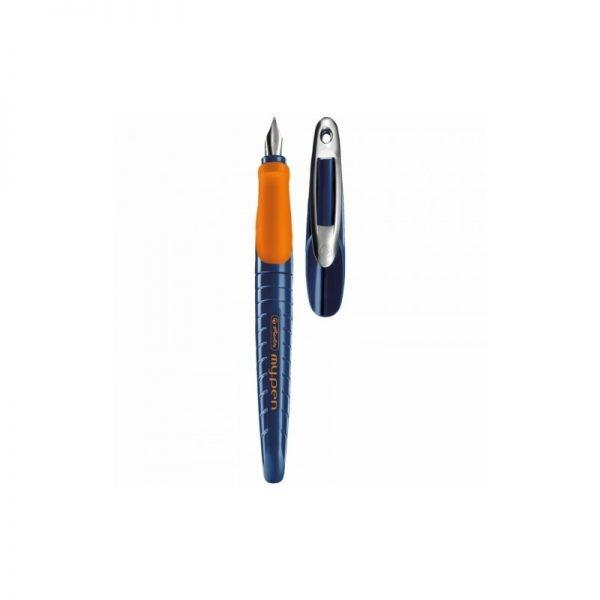 Stilou My.Pen penita M albastru|neon - blister