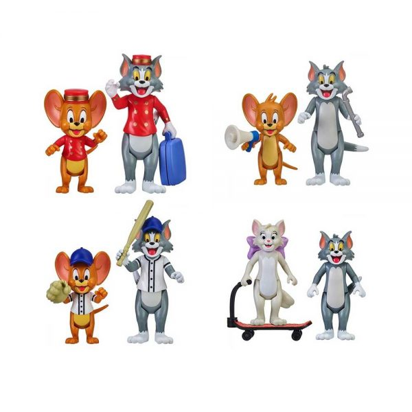 Tom si Jerry - figurine 8 cm