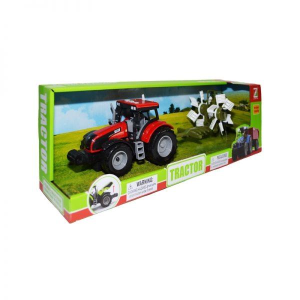 Tractor cu baterii + disc