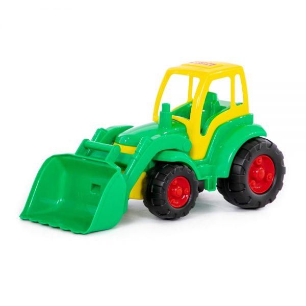 Tractor cu incarcator - Champion