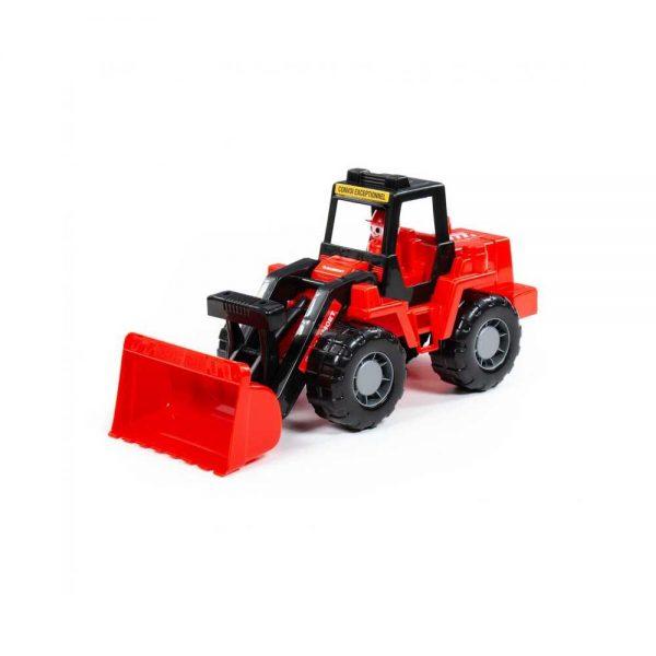 Tractor cu incarcator - Mammoet
