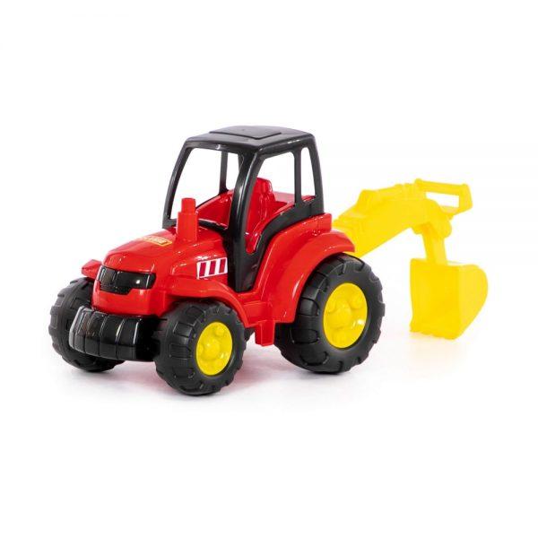 Tractor-excavator - Champion