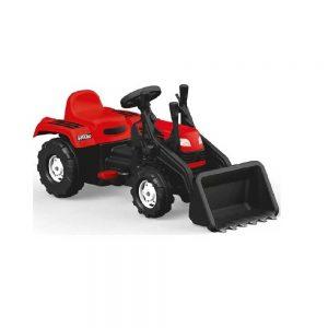 Tractor excavator cu pedale - Ranchero 52x110x45cm - Dolu