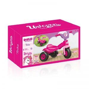 Tricicleta Unicorn