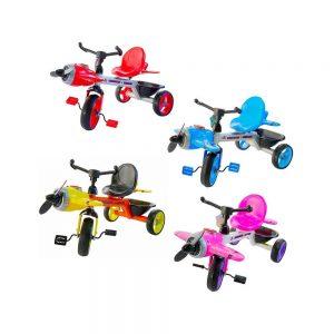 Tricicleta cu elice