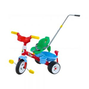 Tricicleta cu maner si accesorii