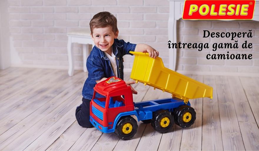 jucării, gama de camioane de jucarie